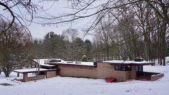 Hospédate en la recién remodelada Casa Eppstein de Frank Lloyd Wright