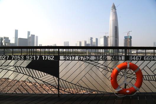 Bridge. Image © Jie Zhu, Mucong Li