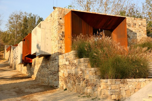 Courtesy of Guanzhuscape Planning and Design Institute