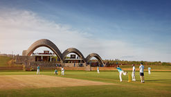 Rwanda Cricket Stadium / Light Earth Designs