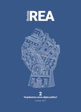 """REA #2 """"Arquitectura como objeto político"""""""