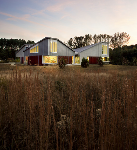 Palmetto Library / Houser Walker Architecture