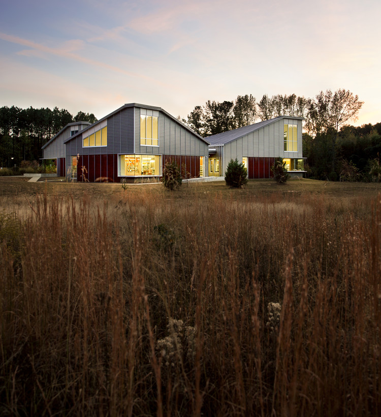 Captivating Palmetto Library / Houser Walker Architecture, © Liam Strain Awesome Ideas