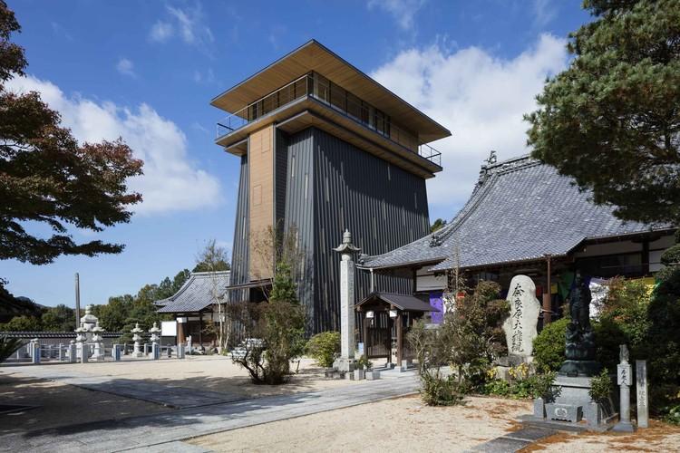 Ihaidō for Kōrin-ji Temple / Takashi Okuno & Associates, © Shigeo Ogawa