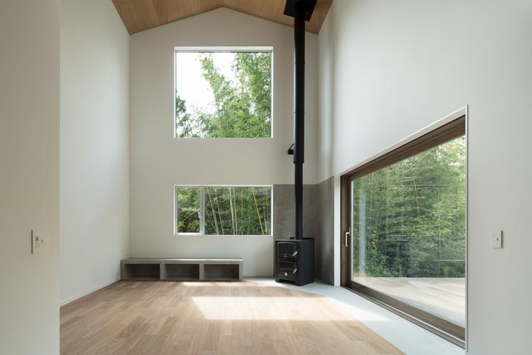 Casa en Higashi Ohwada / CASE-REAL, © Takumi Ota