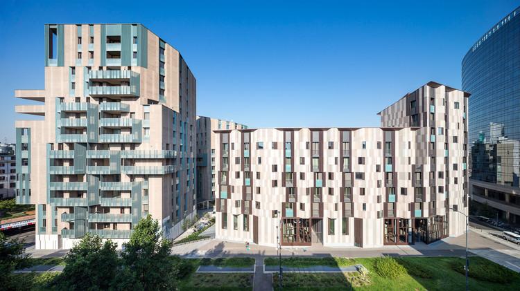 Novetredici Residential Complex  / Cino Zucchi Architetti, © Filippo Poli