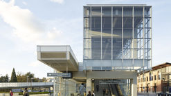 Sound Transit U Link University of Washington Station / LMN Architects