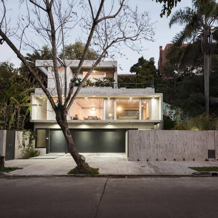 Casa LRC / BDB Arquitectos, © Santiago Donovan