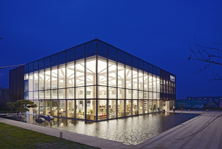 Library tag archdaily for Concept 8 architects