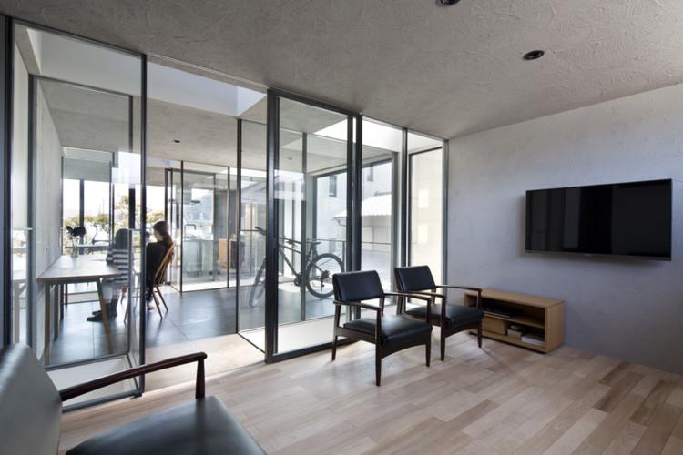 Home for Three Households / Fujiwaramuro Architects, © Shintaro Fujiwara