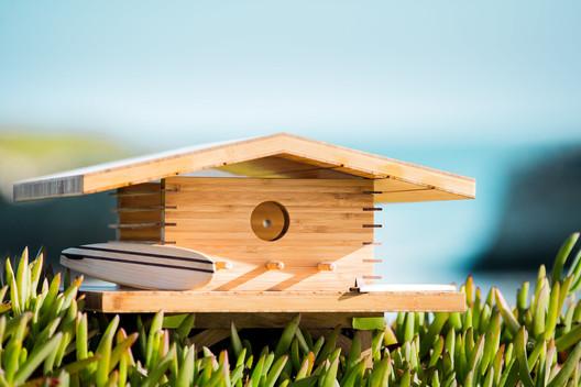 Kauai House Birdhouse. Image via Sourgrassbuilt.com