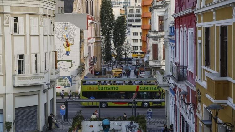 Arquitetos de Curitiba se oferecem para viabilizar primeiros concursos para obras públicas, Curitiba, Paraná. Foto: Arquivo/Gazeta do Povo
