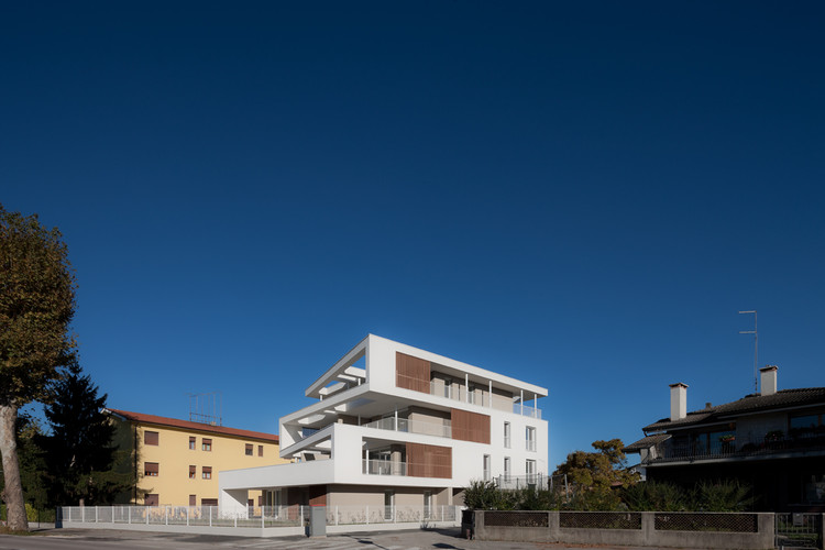 Residence Zeta / PERUZZO Architettura, © Marco Zanta