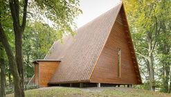 Granja Kata en Varnhem / AIX Arkitekter AB