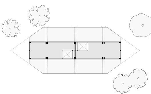 Planta segundo piso