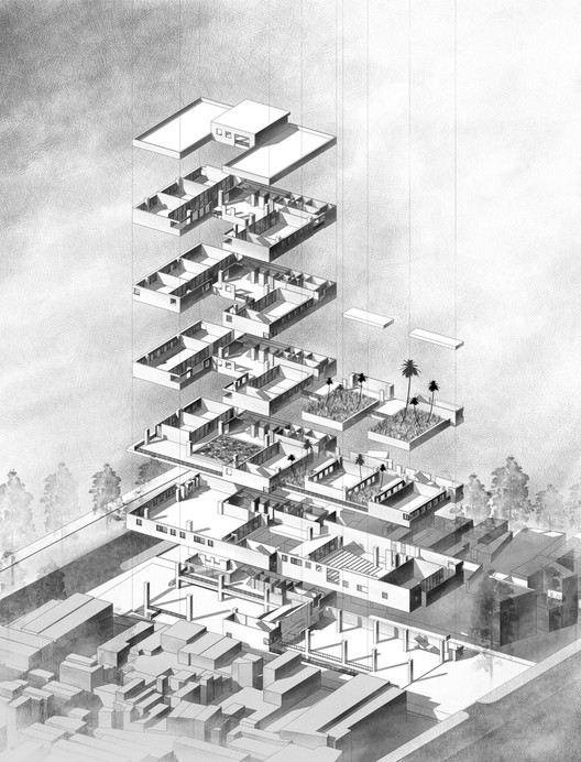 © Truong An architecture + UAH Department of Architecture