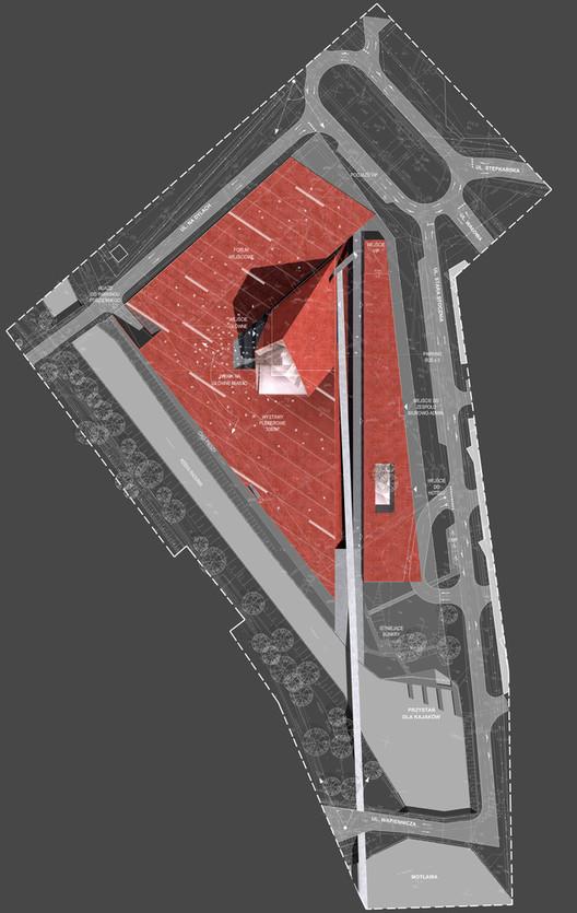 © Studio Architektoniczne Kwadrat