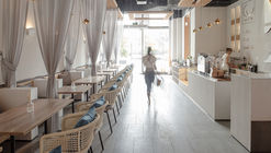 Café 101 / FAR OFFICE