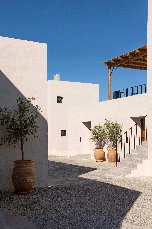 gallery of casa cook kos hotel mastrominas architecture 6. Black Bedroom Furniture Sets. Home Design Ideas