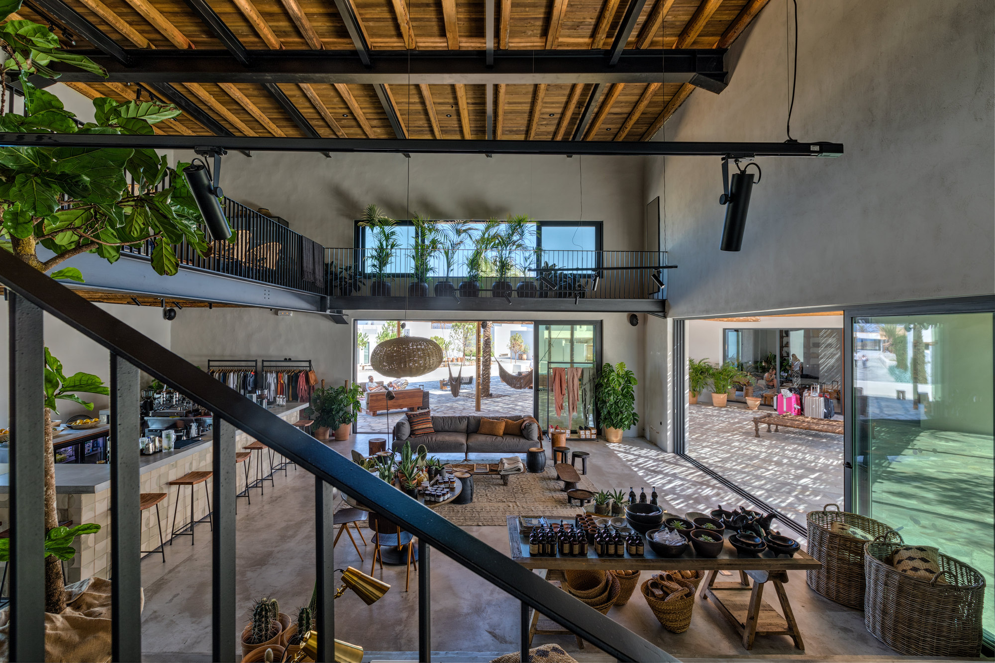 gallery of casa cook kos hotel mastrominas architecture 23. Black Bedroom Furniture Sets. Home Design Ideas