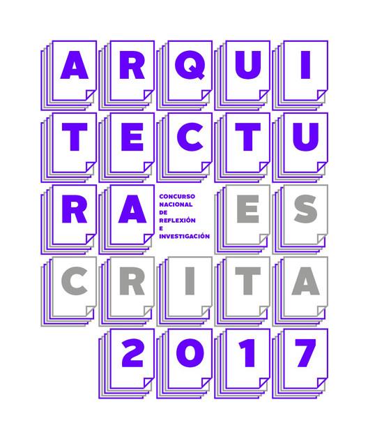 Presentan los ganadores del concurso Arquitectura Escrita 2017, Cortesía de Grupo Arquitectura Caliente