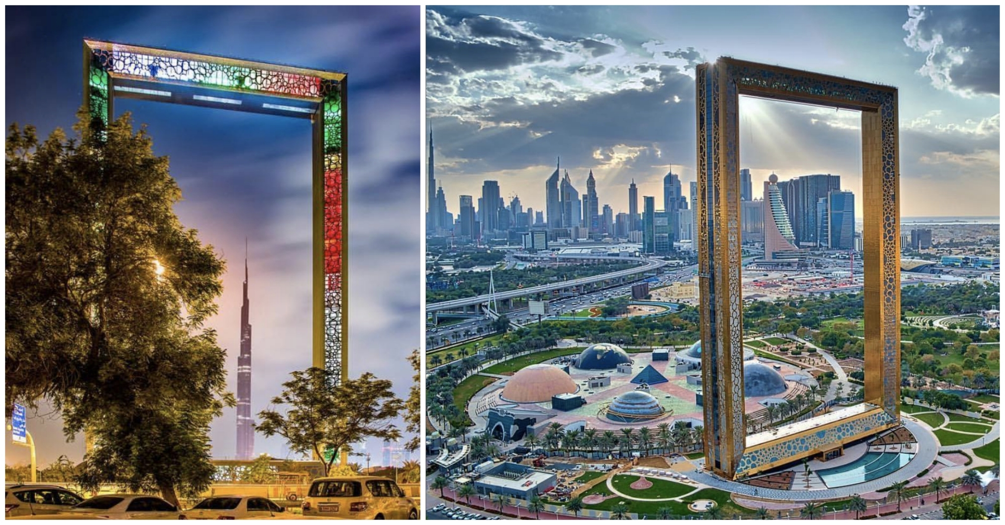 Worlds largest picture frame opens in dubai archdaily worlds largest picture frame opens in dubai archdaily jeuxipadfo Choice Image