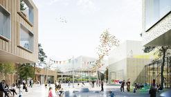 Schmidt Hammer Lassen gana concurso para diseñar centro cultural y deportivo en Dinamarca