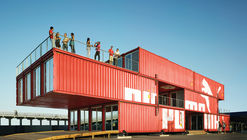 "LOT-EK: ""The Shipping Container Is a Vehicle to Invent New Architecture"""