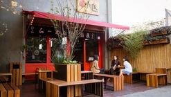 Varanda Bar Hirá Izakaya / Zoom Urbanismo Arquitetura e Design