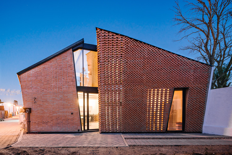 Saint Peter House / Proyecto Cafeína + Estudio Tecalli, © Patrick Lopez