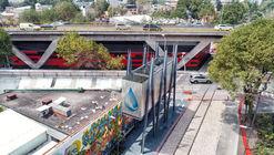 Gaeta-Springall Arquitectos inaugura el nuevo Parque Lineal Ferrocarril de Cuernavaca en Ciudad de México
