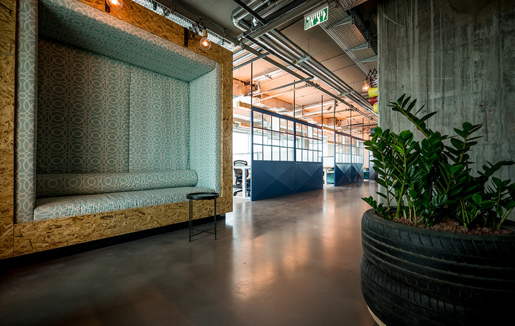 Palo Alto Networks / Setter Architects, © Itay Sikolski