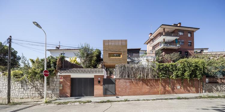 Reforma e ampliação da casa JC / Alventosa Morell Arquitectes , © Adrià Goula