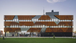 Vantaa Energy Headquarters / Parviainen Architects