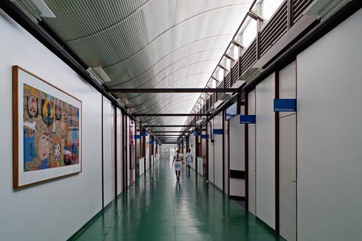 Sarah Kubitschek Hospital Salvador / João Filgueiras Lima. Image © Nelson Kon