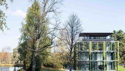 VU Botanical Garden Laboratory / Paleko architektu studija