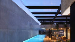 Nestled Hideaway Villa - Boutique Hotel  / IPA Architects