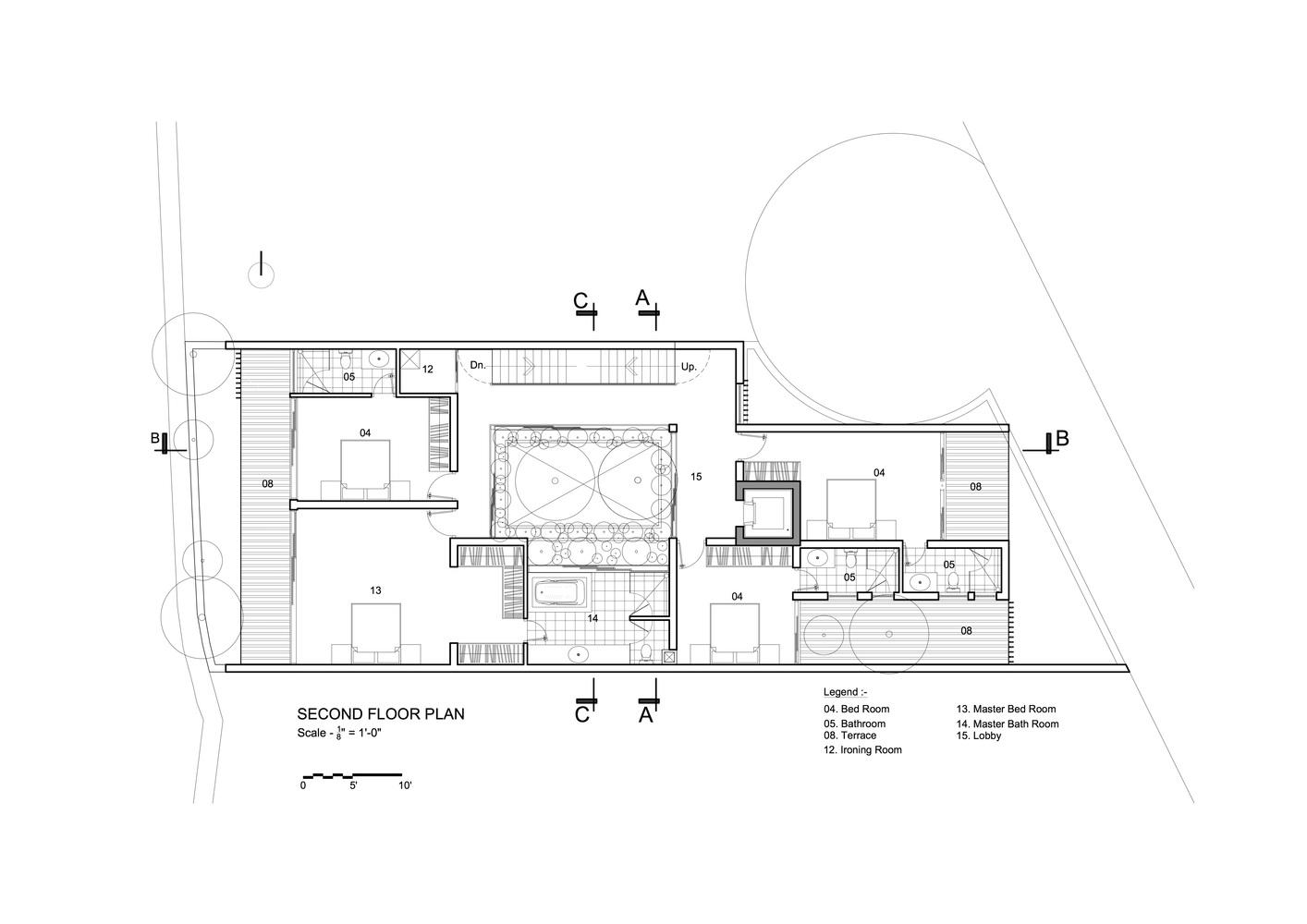 Gallery Of Nestled Hideaway Villa
