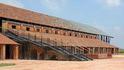 Zhujiadian Brick Kiln Museum / Land-Based Rationalism D-R-C
