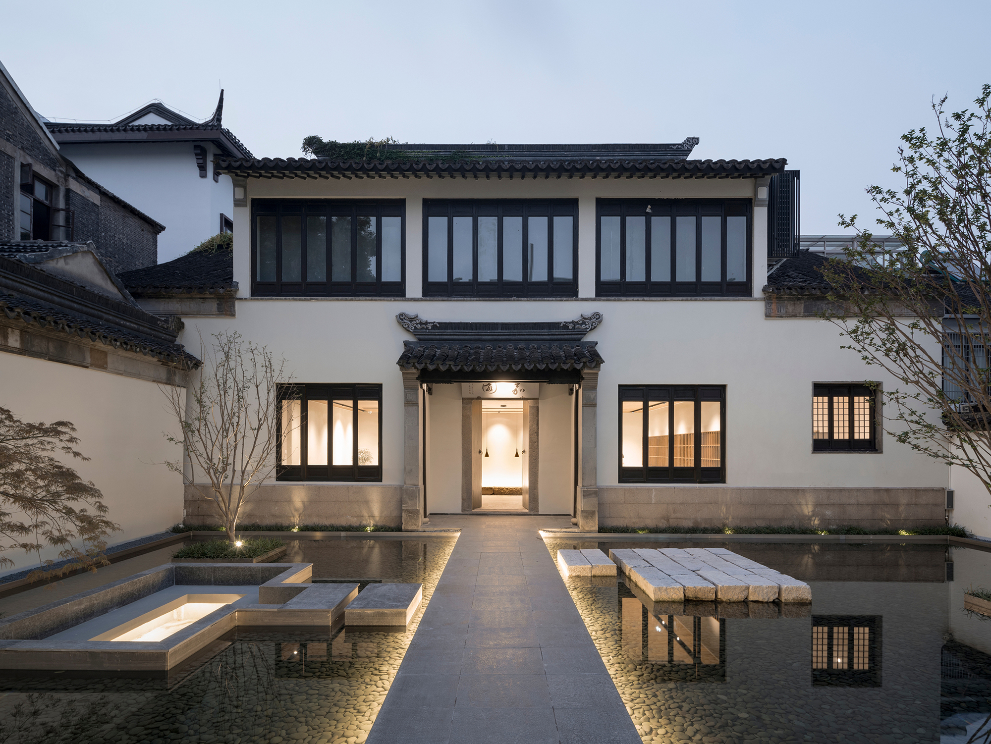 gallery of historic house renovation in suzhou b l u e