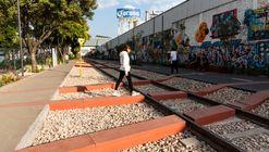 Parque Lineal Ferrocarril de Cuernavaca  / Gaeta-Springall arquitectos