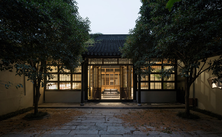Historic House Renovation in Suzhou / B.L.U.E. Architecture Studio, © Eiichi Kano