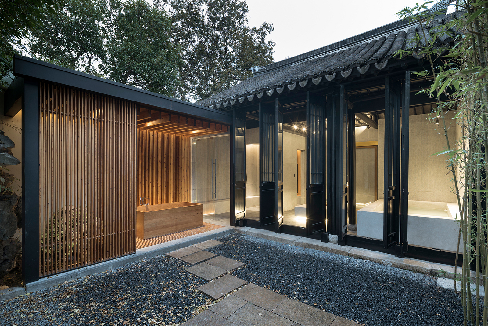 Gallery of Historic House Renovation in Suzhou / B.L.U.E