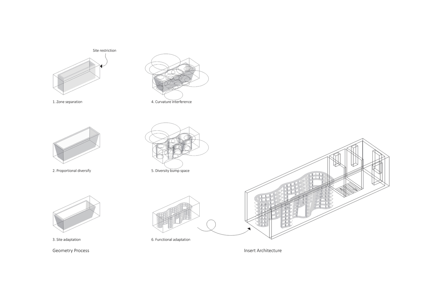 Gallery of enclave book pavilion aether architects 11 enclave book pavilionconcept diagram ccuart Gallery