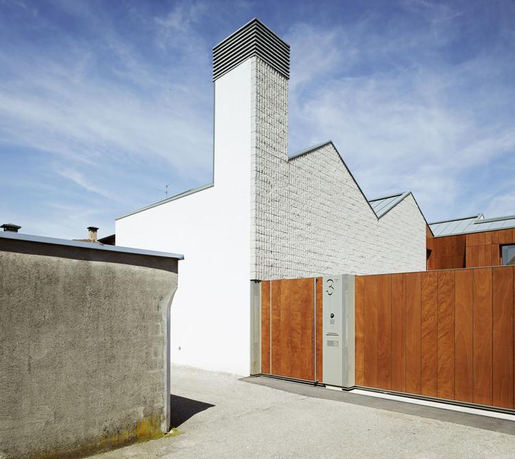 Residencia en Varese / Franzetti Primi Architetti Associati - Варезе, Италия. Изображение Cortesía de Parklex