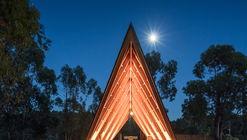 Capela de Nossa Senhora de Fátima  / Plano Humano Arquitectos