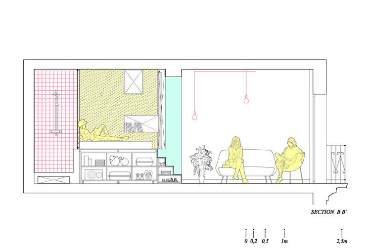 Os 9 temas de arquitetura que você deve conhecer em 2018, 097 • Yojigen Poketto / elii © Imagen Subliminal