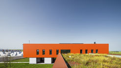 Edificio de Oficinas CLT  / Tecto
