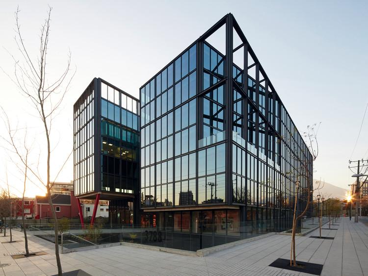 Edificio oficinas alonso alonso balaguer y arquitectos for Edificio oficinas