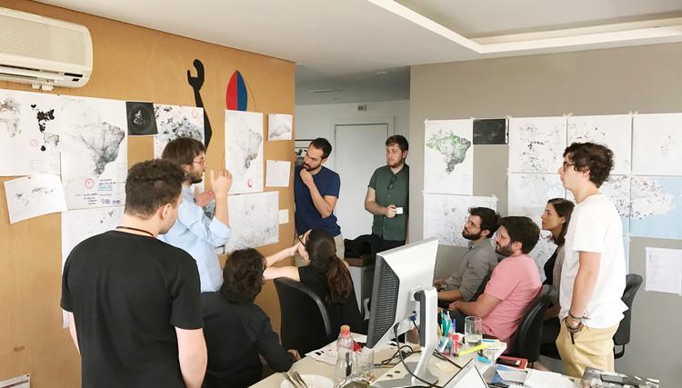 Conversa com os curadores do pavilhão do Brasil na Bienal de Veneza 2018, Cortesia de Equipe Curatorial